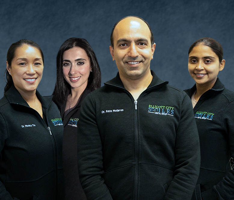 Our team of dental specialists